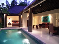 The Banjar Villas Packag